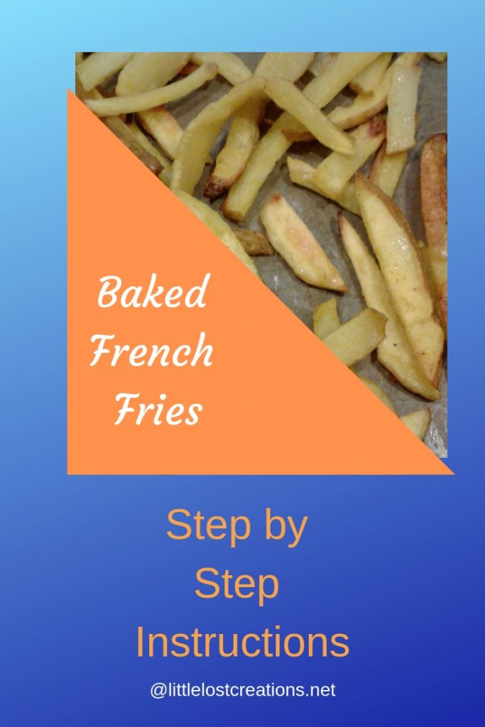 How to make seasoned french fries in the oven