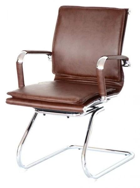 Classic Eames Flat Cushion Brown