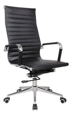 Classic Eames Black Colour Leather Office Chair