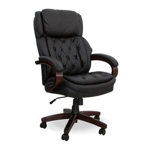 president high back chair