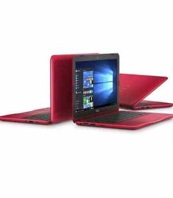 Dell Inspiron 11 3162 RED