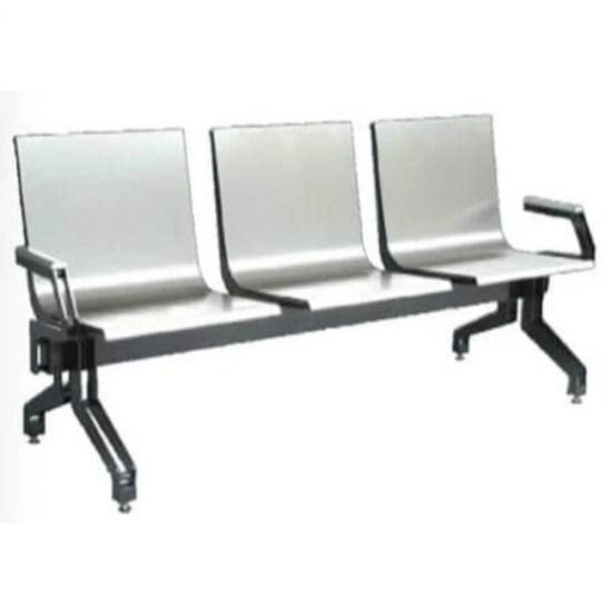 Stainless Steel Silverline Bench