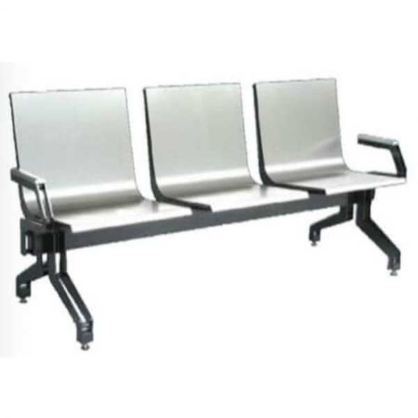 Stainless Steel Silverline Bench