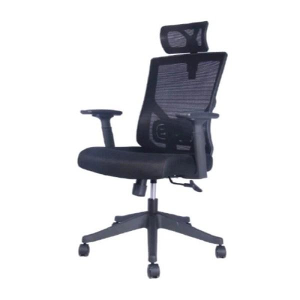 Bentley Mesh Back Chair – Ergonomic Fabric Seating