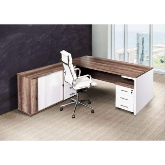 Detroit Managerial Panel Desk