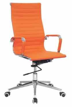 Classic Eames  Repro Office Chair – Orange Colour