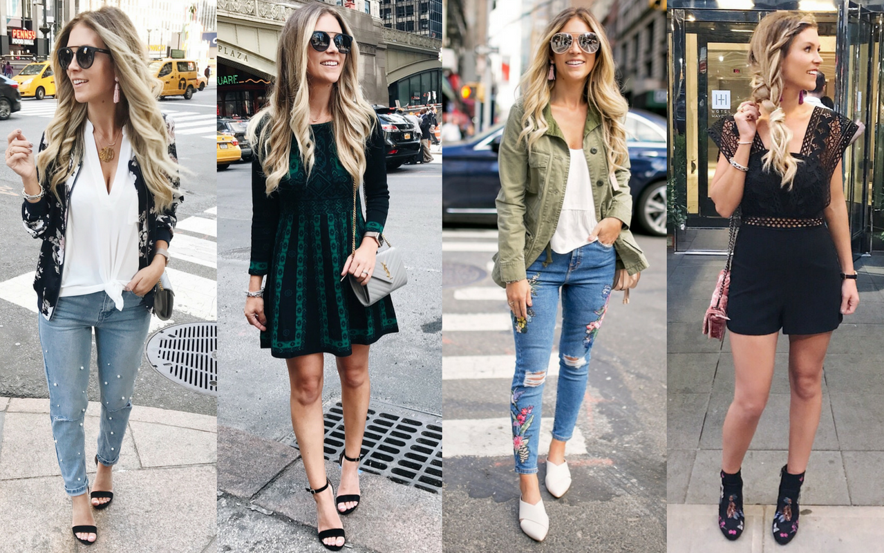 NYFW Day 2 // Outfits and Schedule