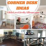 22 Diy Corner Desk Ideas Free Corner Desk Plans