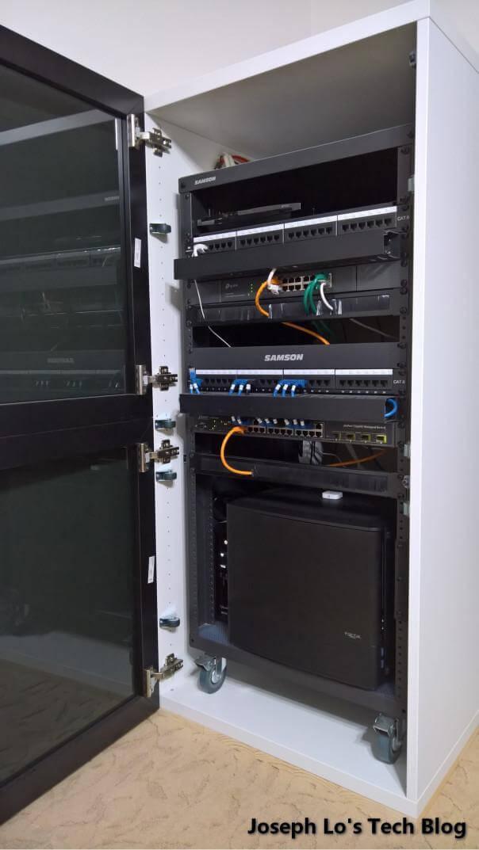 13 diy server rack plans how to build
