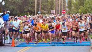 little miami half marathon start