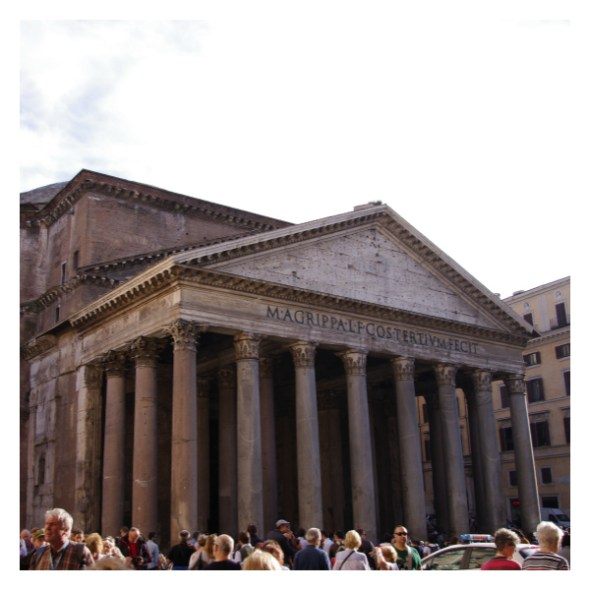 italie-rome- pantheon