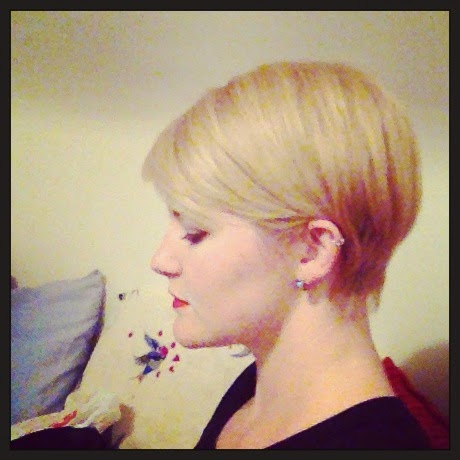Little Miss Katy How to Grow Out Hair Pixie Style