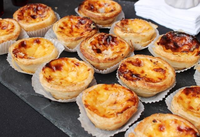 Notting Hill Kitchen custard tarts