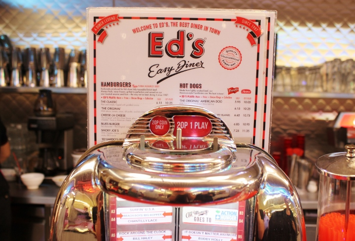Victoria Place Ed's Diner
