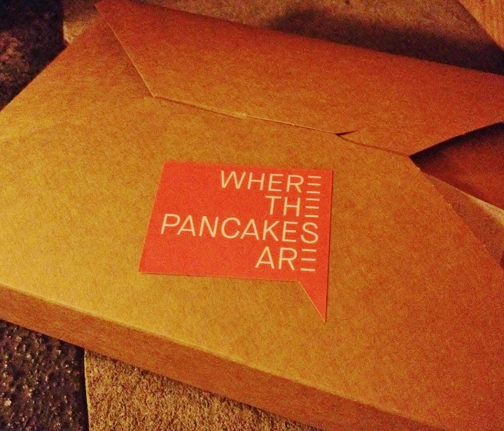 Where The Pancakes Are London popup