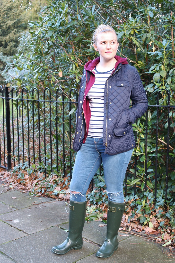 These Wellies Are Made for Walking