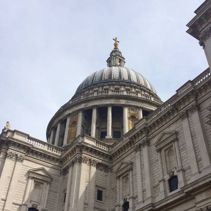 Afternoon Tea at St Paul's Cathedral
