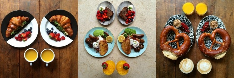 Symmetry Breakfast Instagram