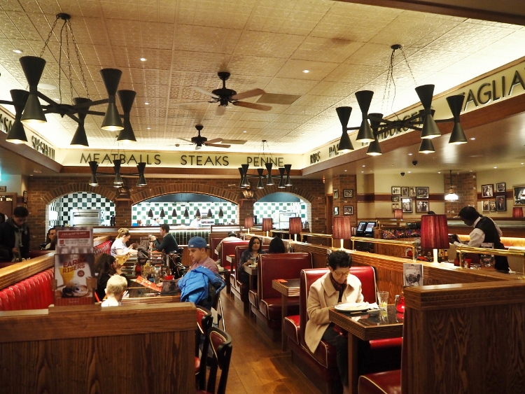 Frankie and Benny's Wandsworth