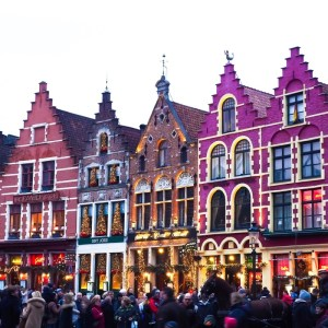 Postcards from Bruges