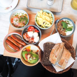 Brunch at Mad & Kaffe in Copenhagen