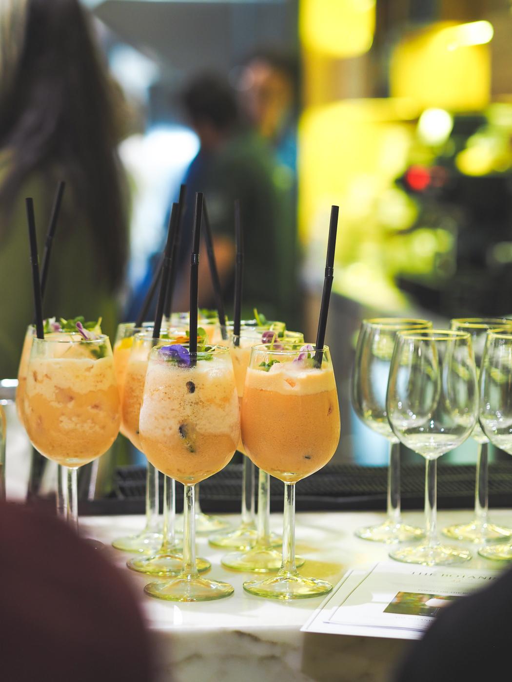 botanist gin cocktail