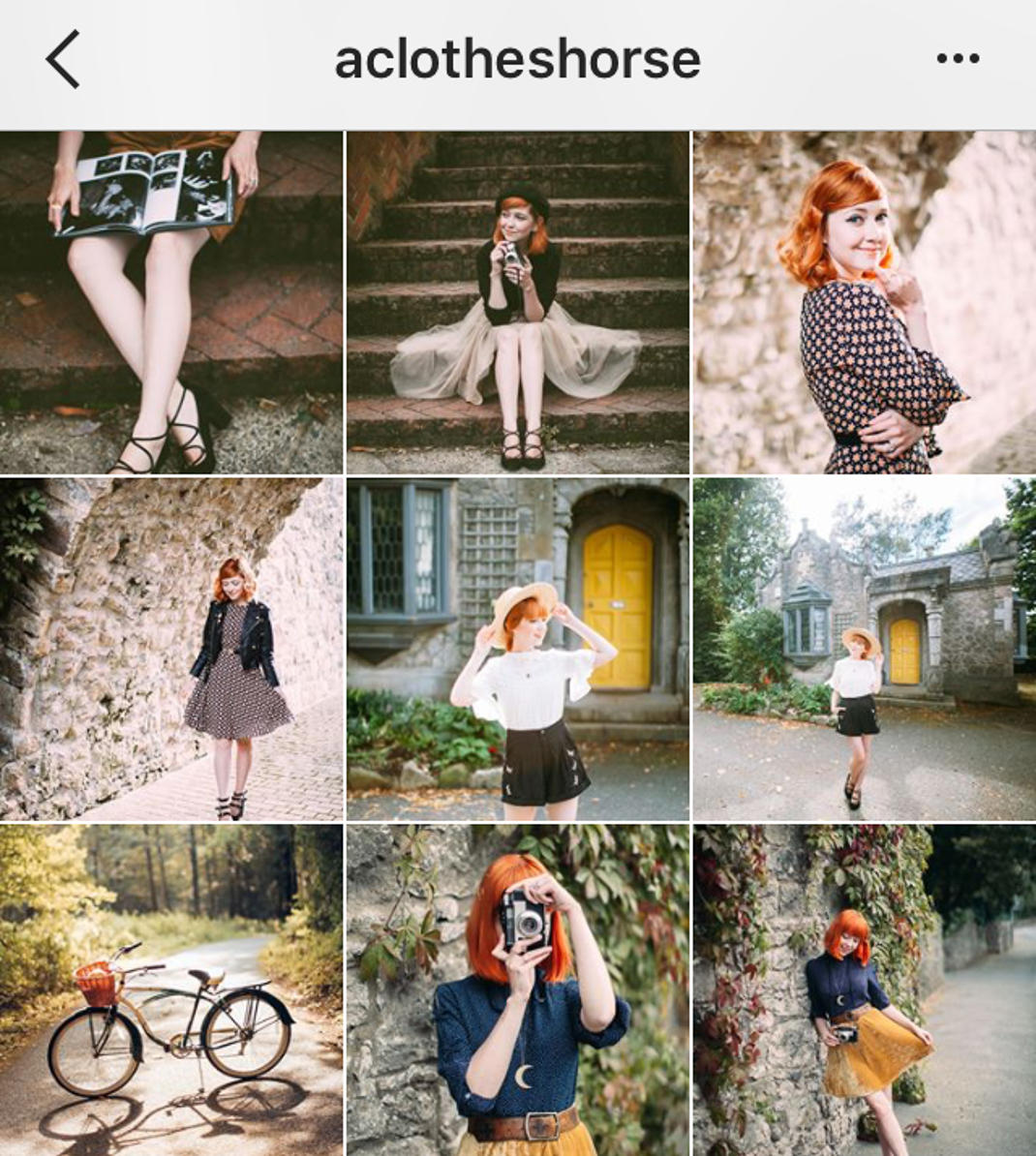aclotheshorse instagram