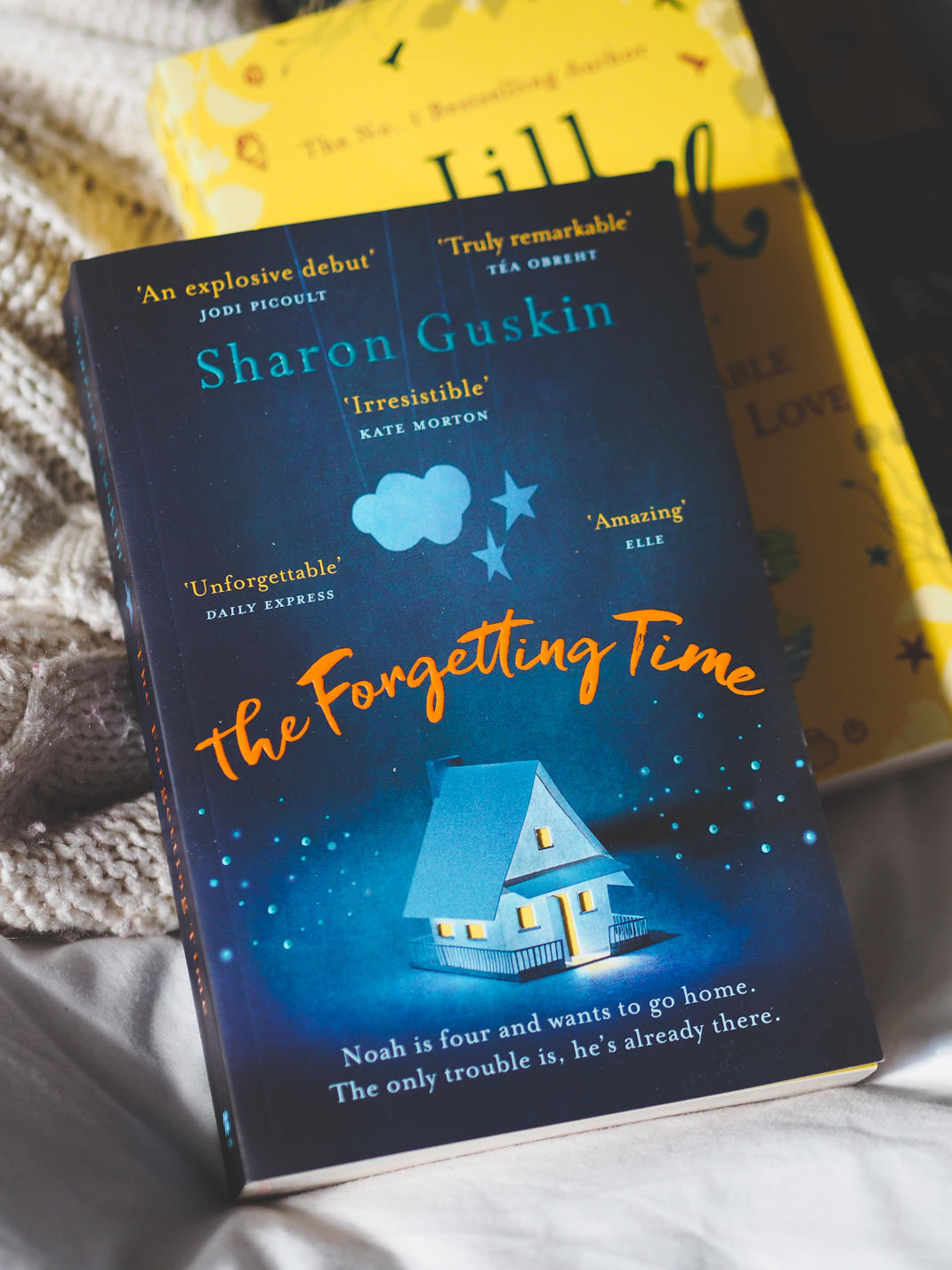 the forgetting time sharon guskin