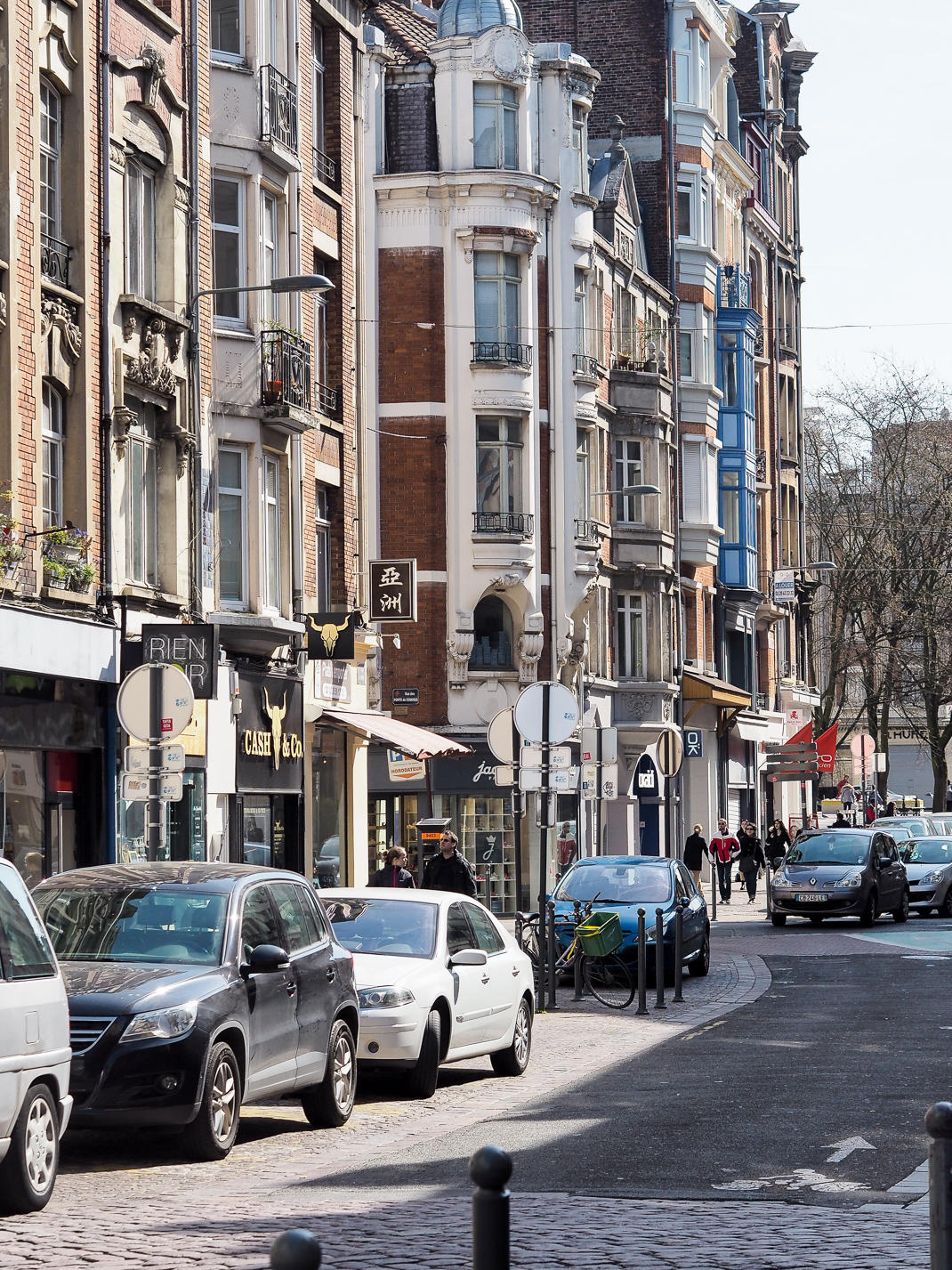 streets of lille