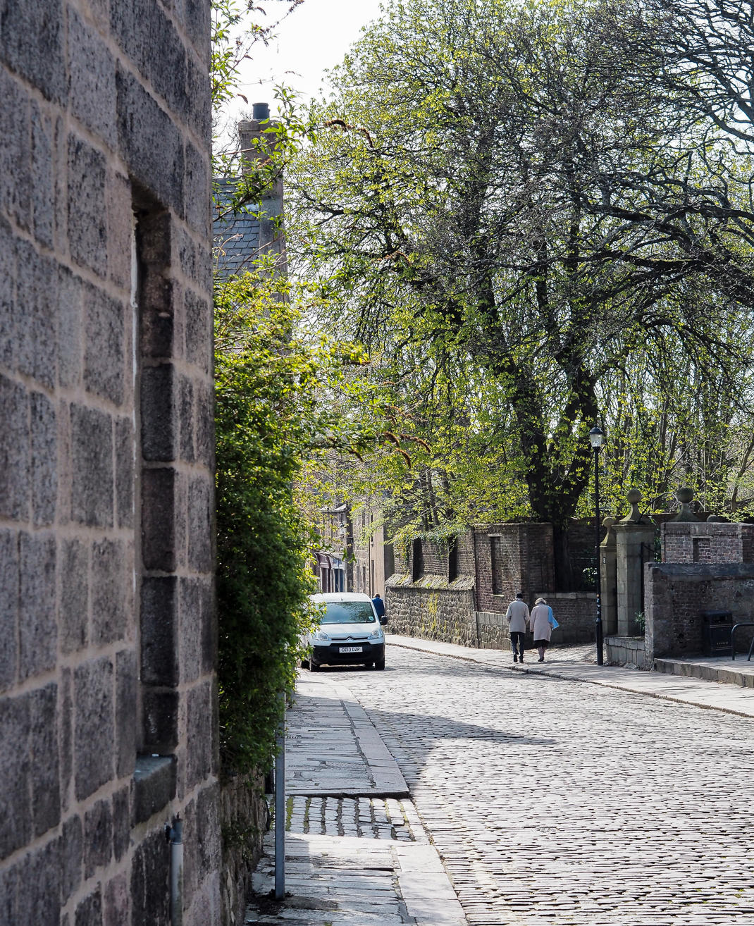 old aberdeen streets