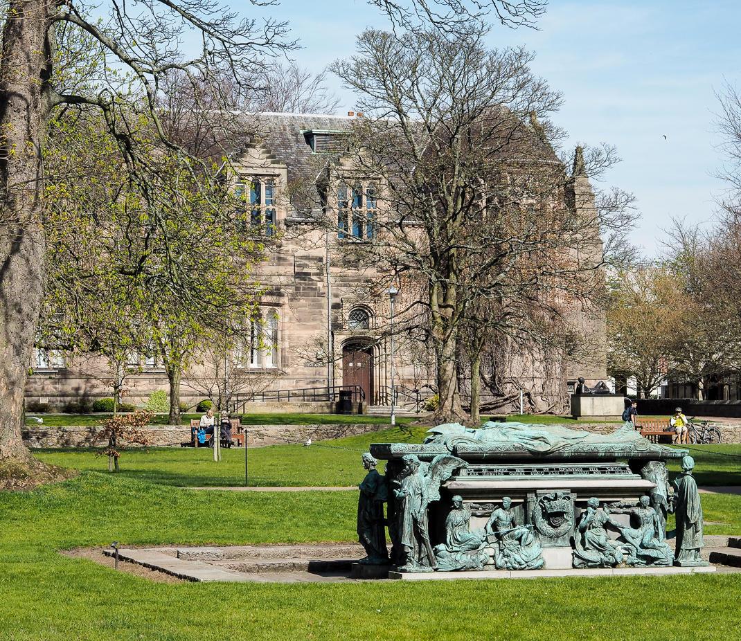 aberdeen king's college university