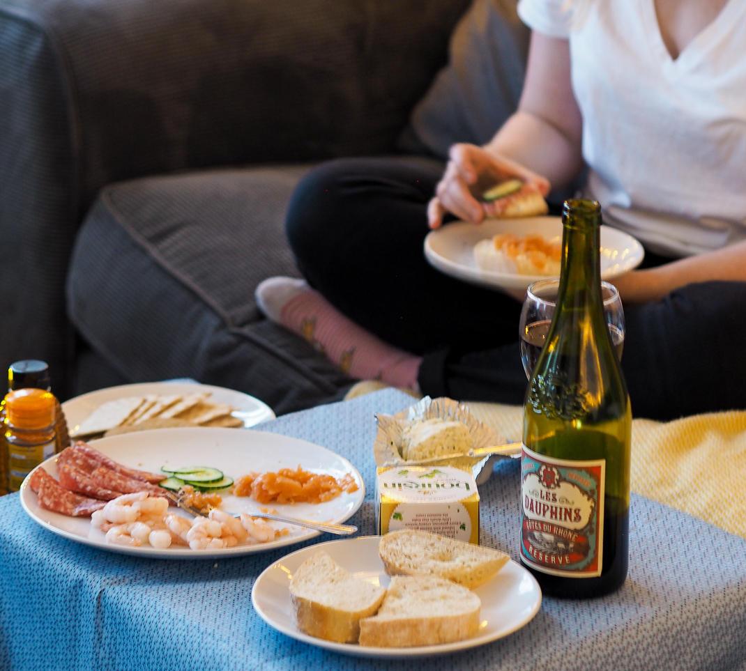 date night picnic