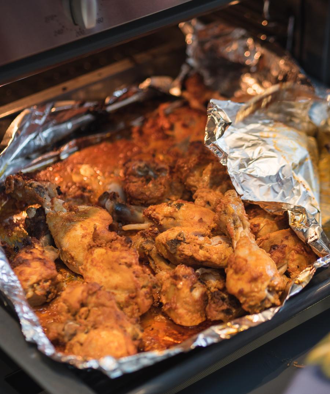 tandoori chicken in the oven