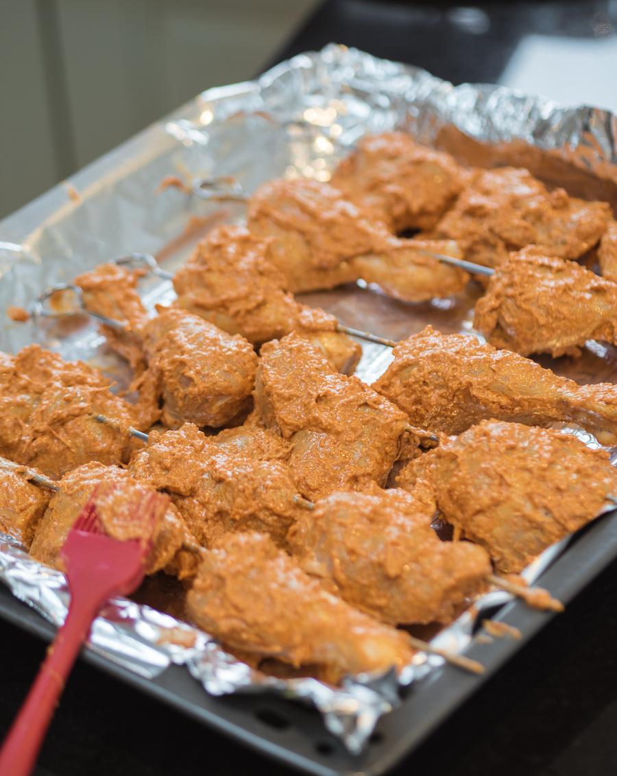 chicken tandoori marinade