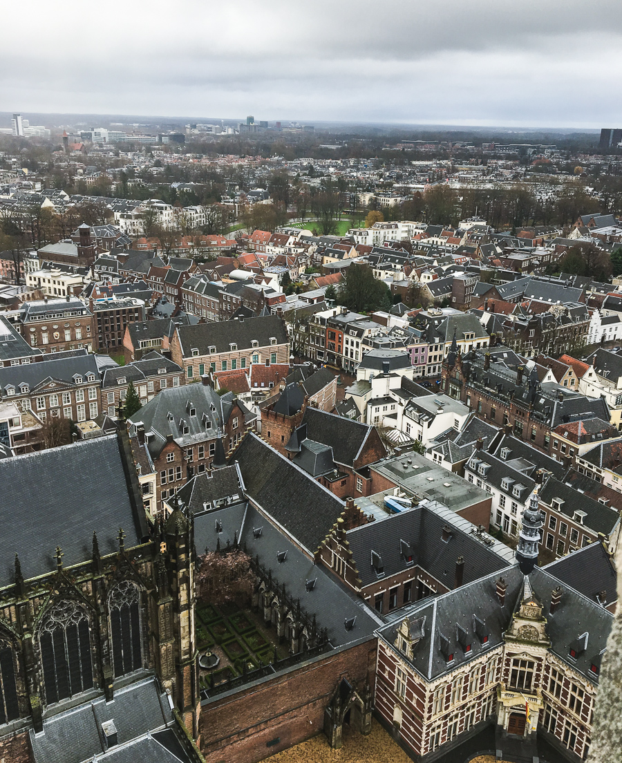 dom tower utrecht