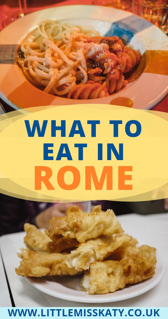What to eat in Rome: an Italian food tour with The Roman Guy