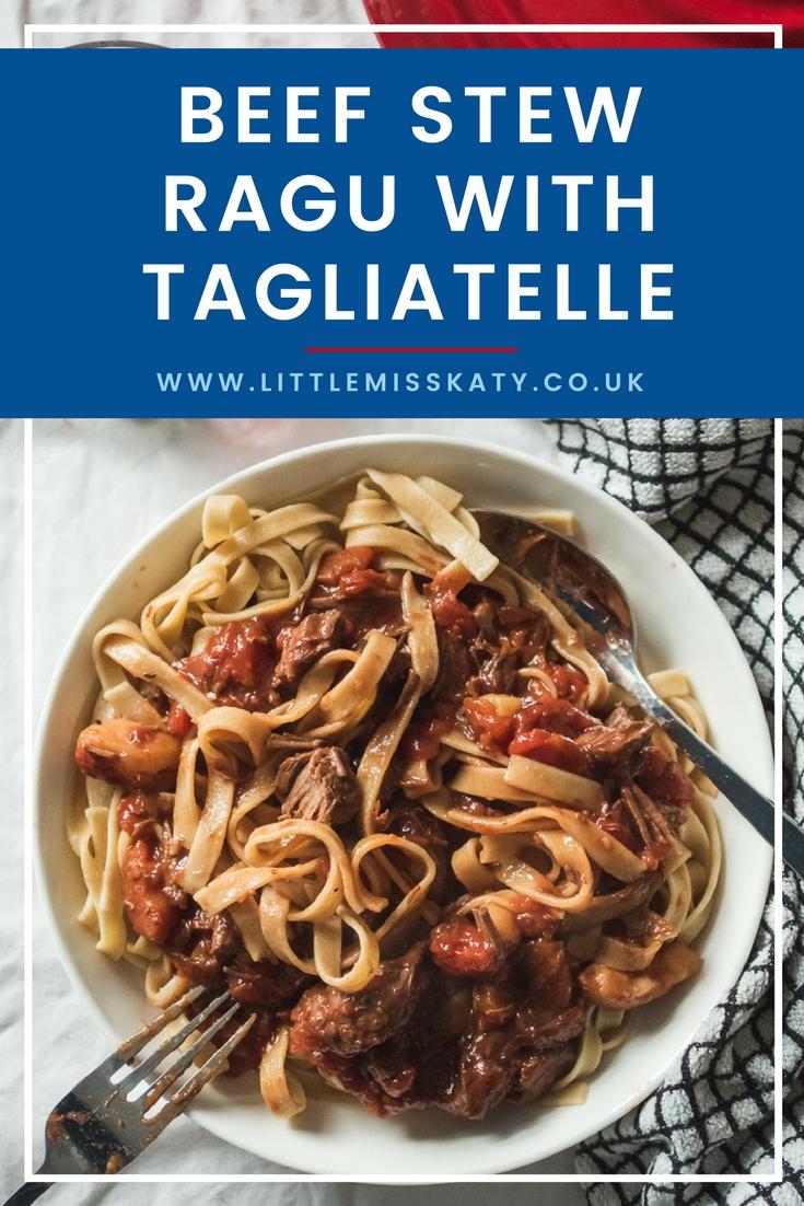 beef stew ragu pasta sauce