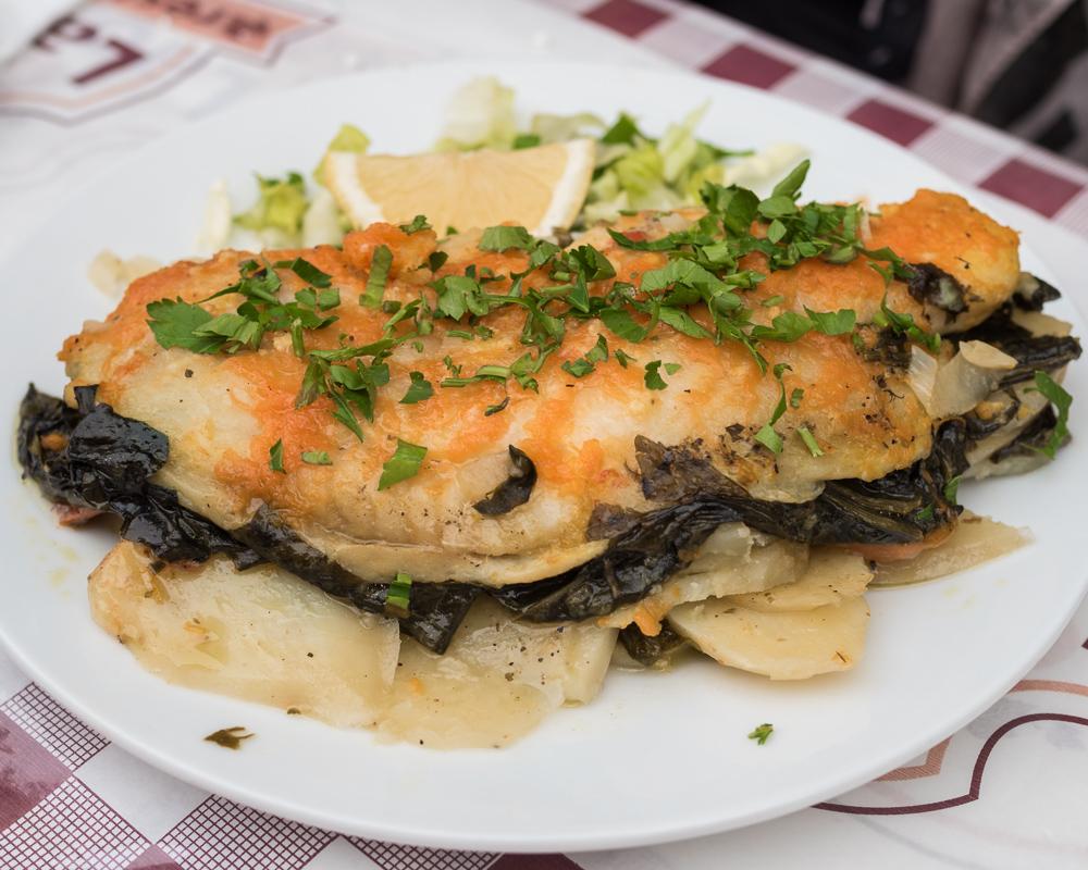 Laona restaurant in Paphos