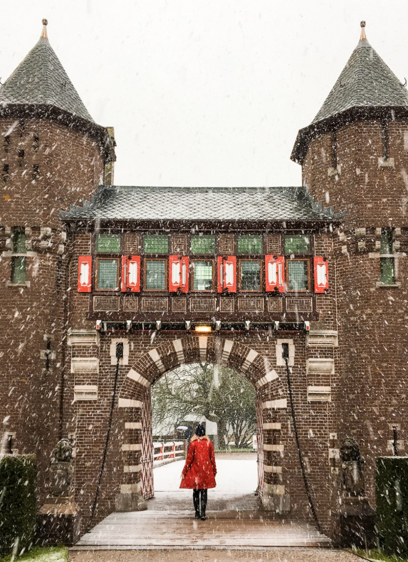 The Fairytale Castle of De Haar