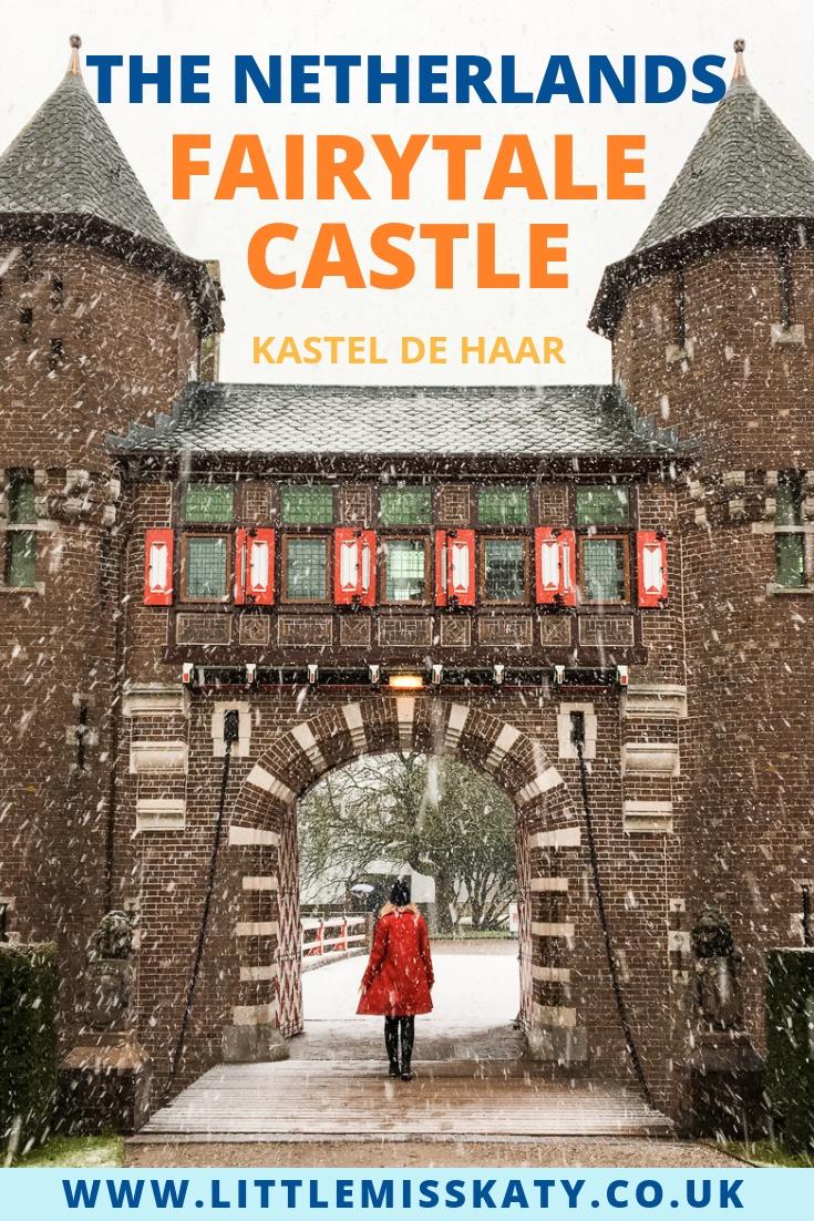 De Haar: a fairytale castle in the Netherlands