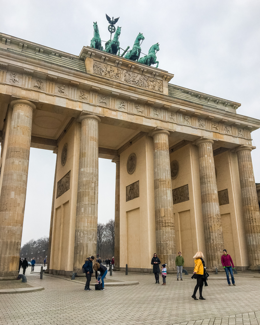 Berlin Brandenburg Gate