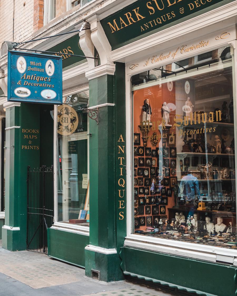 harry potter bookshop