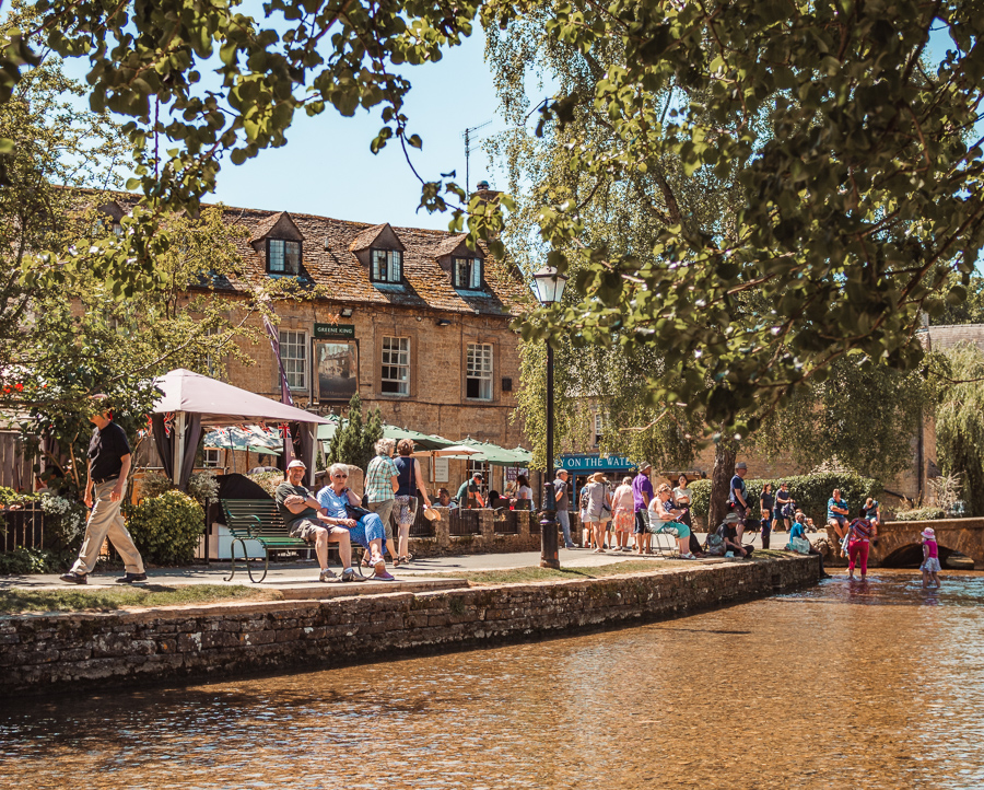 Bourton on the Water - London to the Cotswolds