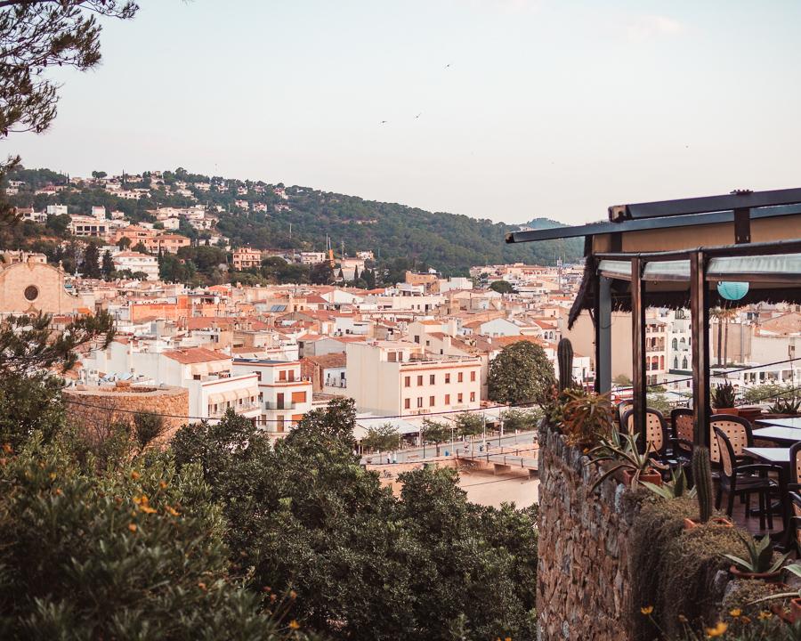 Tossa de Mar medieval village