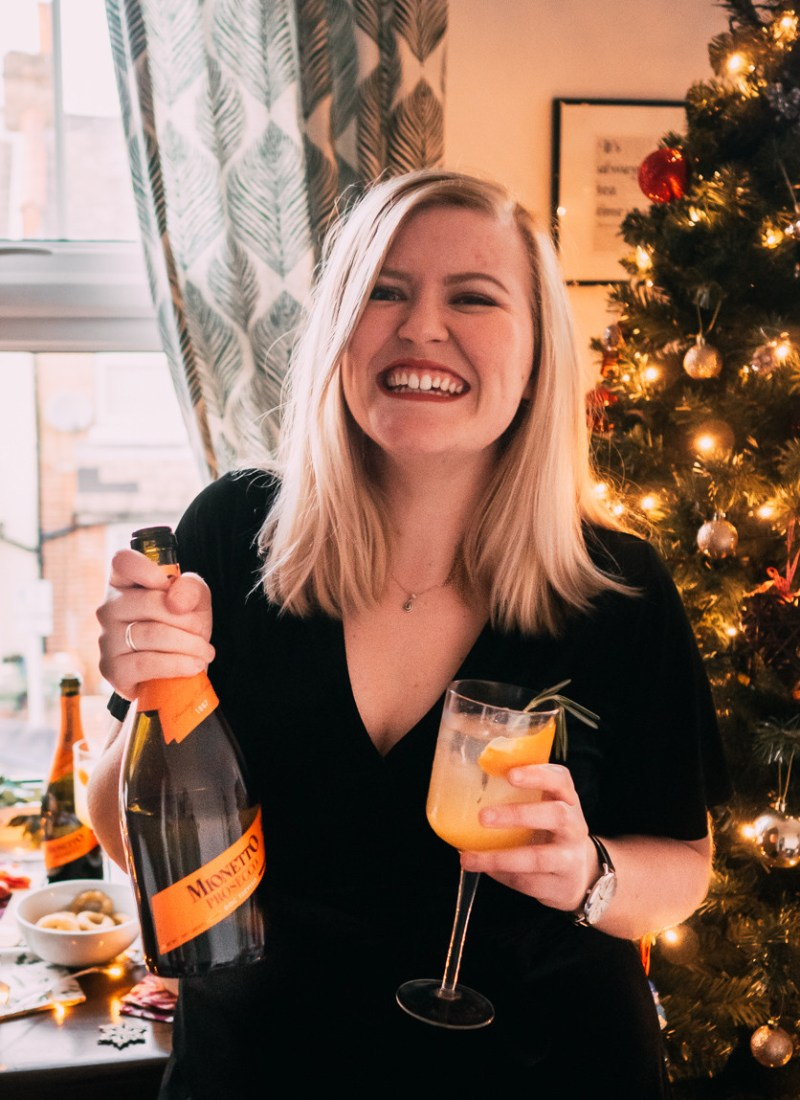 AD | An Italian Christmas Party Menu with Mionetto Prosecco