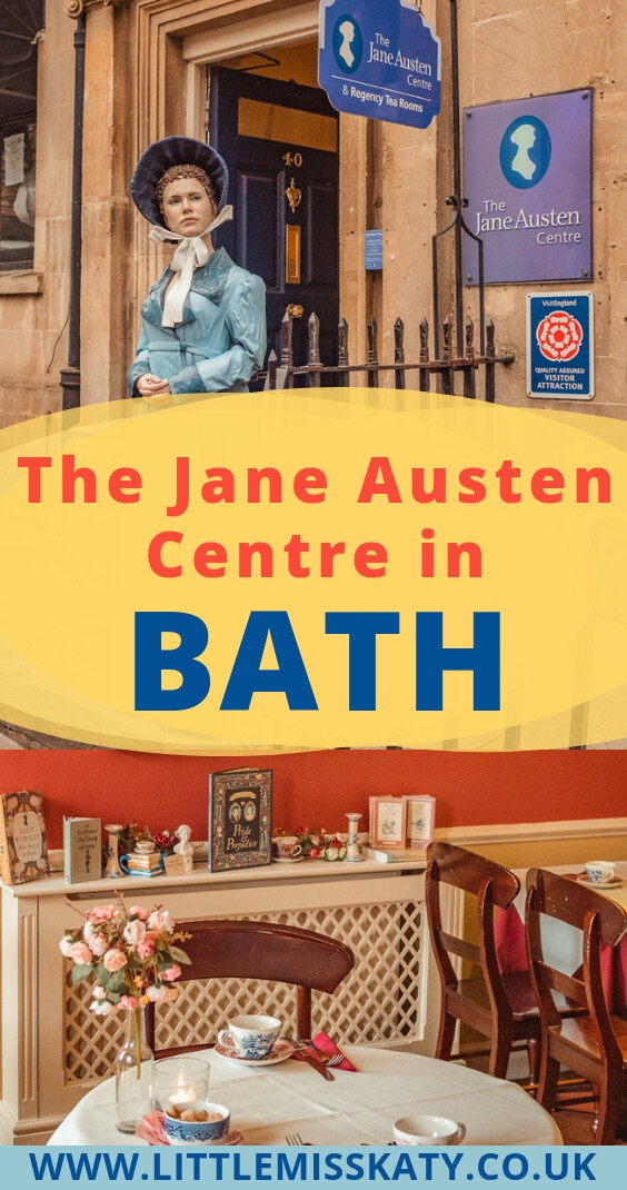 The Jane Austen Centre in Bath
