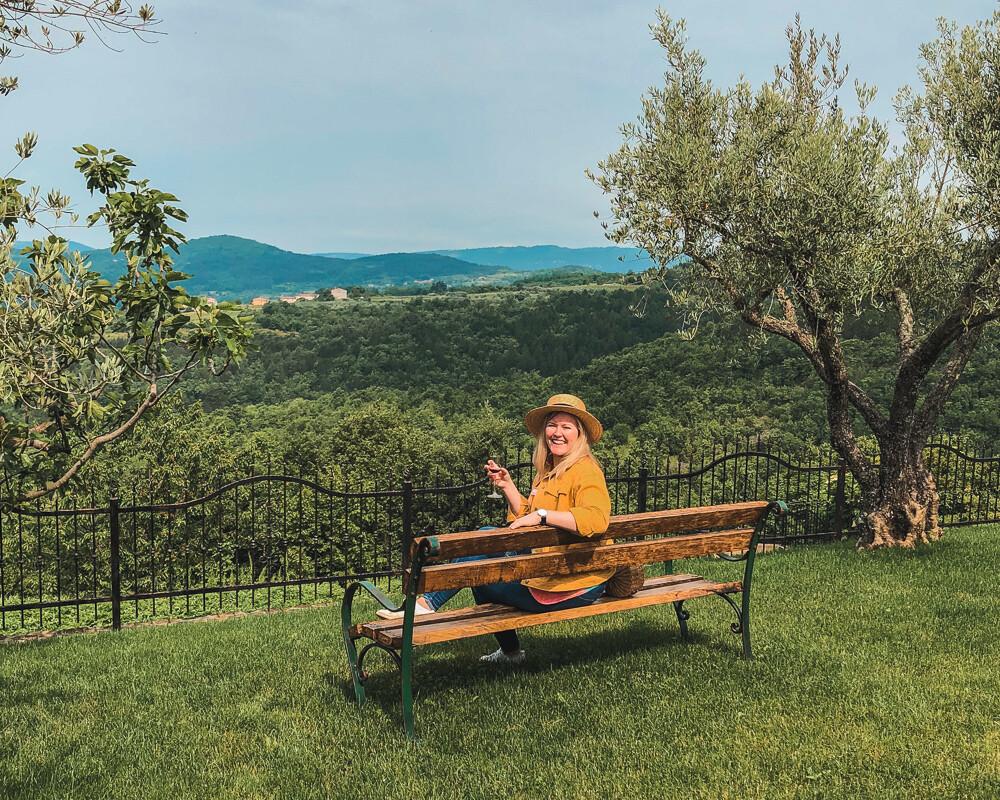 Karlic Tartufi, truffle hunting in Istria