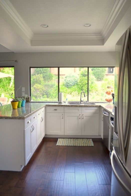 Kitchen Remodel With Paint The After