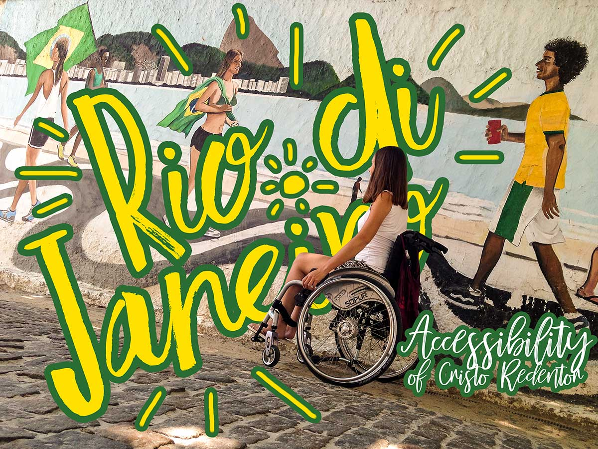 Little Miss Turtle | Accessibility of Cristo Redentor Rio