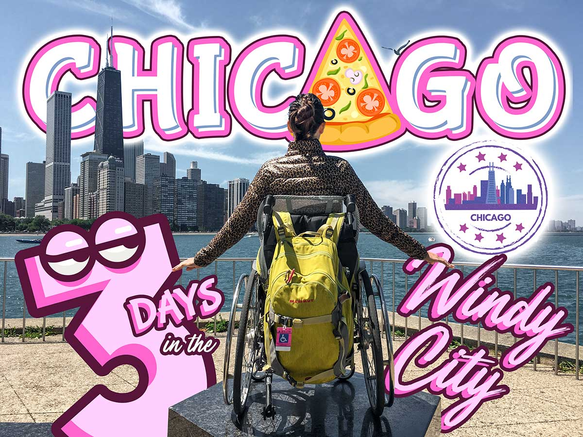 Chicago - 3 Days in the Windy City | Little Miss Turtle